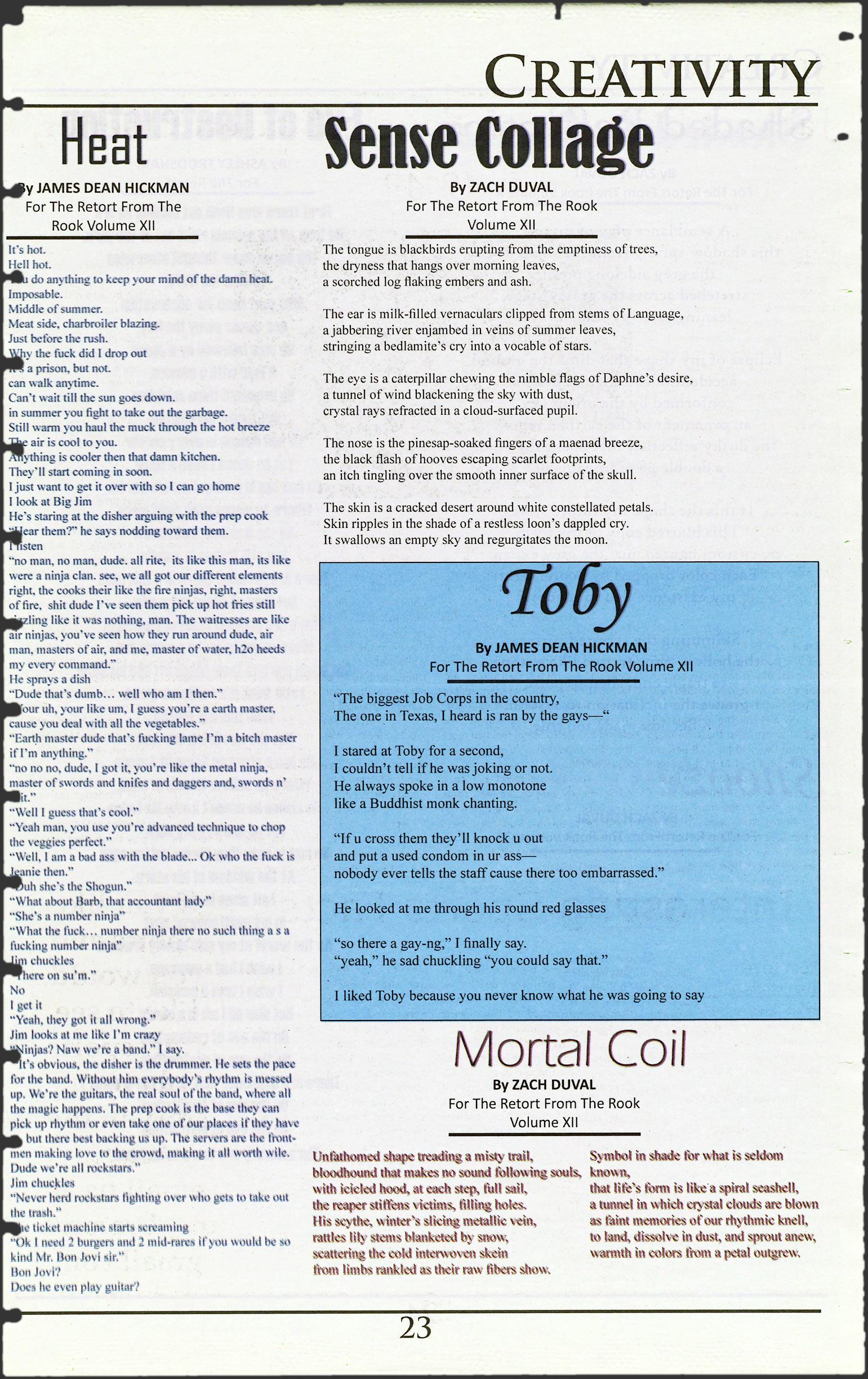 The Retort (Billings, Mont ) 1955-2014, November 19, 2010