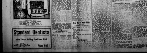 Fergus County Democrat (Lewistown, Mont ) 1904-1919, July 10, 1919