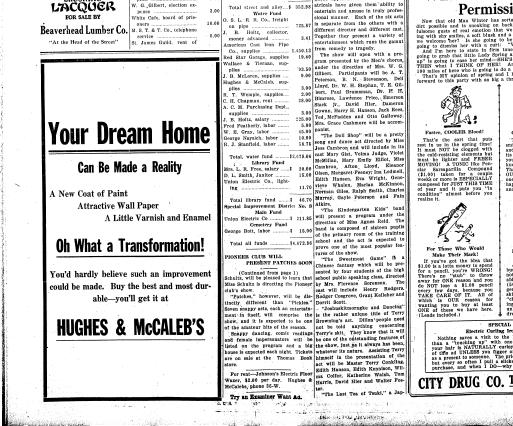 The dillon examiner dillon mont 1891 1962 april 14 1926 page all issues text pdf png 7377 kb fandeluxe Gallery