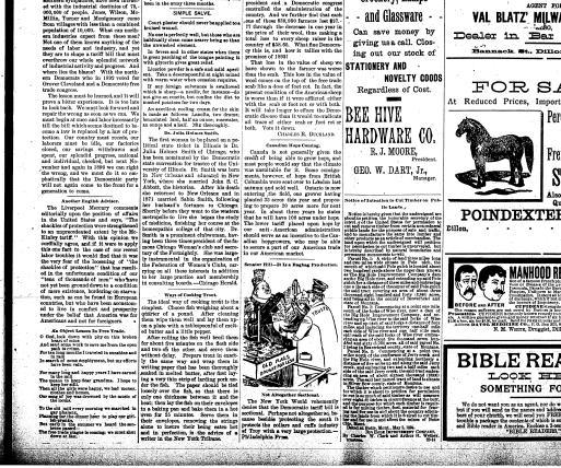 The Dillon Tribune (Dillon, Mont ) 1881-1941, August 24
