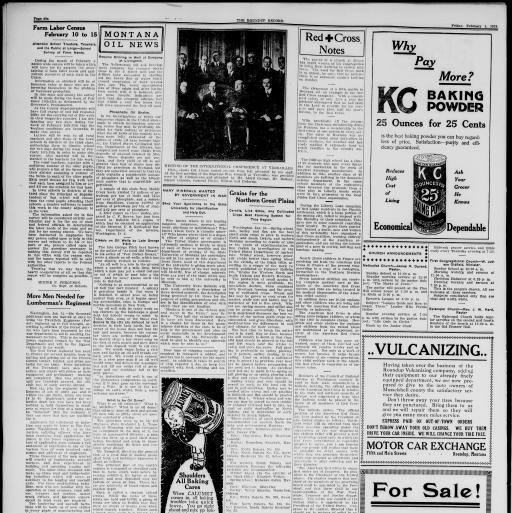 The Roundup Record (Roundup, Mont ) 1908-1929, February 01