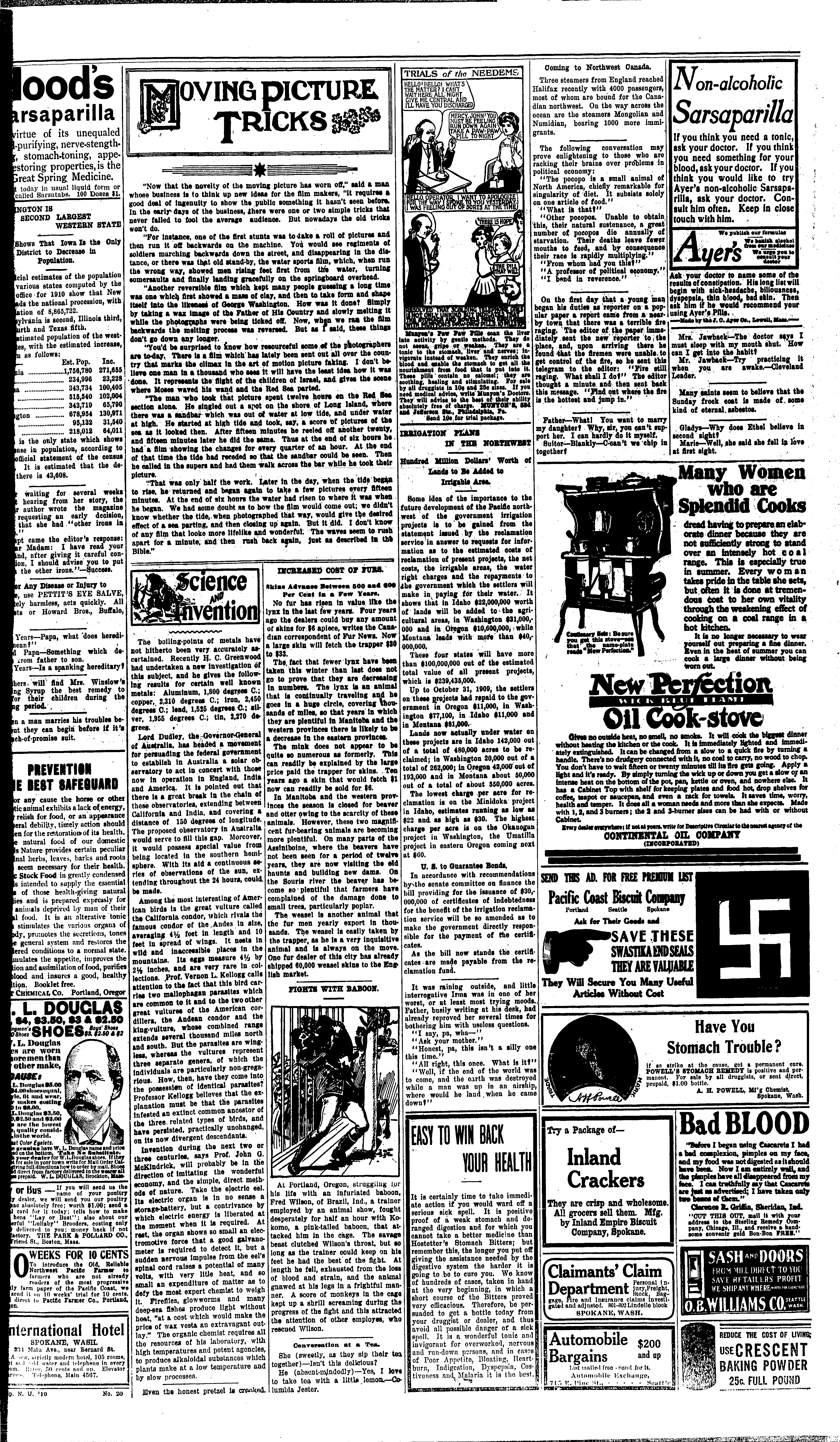 The Flathead Courier (Polson, Mont ) 1910-current, May 12